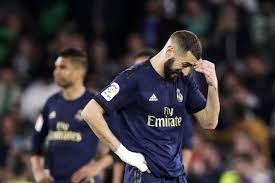 Player Ratings: Real Betis 2 - Real Madrid 1; 2020 La Liga - Managing Madrid
