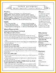medical transcription cover letter transcriptionist cover letter sample medical resume samples medical