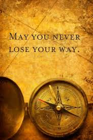 Compass Quotes Magnificent Wherever Your Way Leads You Quotes Daily Leading Quotes