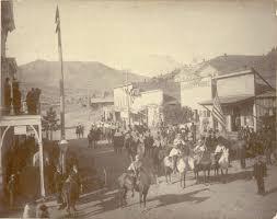 Scene in Rosita, Custer County, Colorado - History Colorado - Denver Public  Library Western History/Genealogy Digital Collections