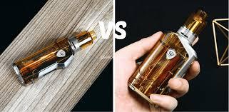 <b>Rincoe Jellybox Mini</b> 80W Kit vs <b>Jellybox</b> 228W kit Comparison ...