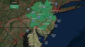 NJ weather: Thunderstorm, flash flood ...