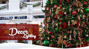 Christmas Decoration Design Custom Holiday Decor Lighting Inside and Out 70