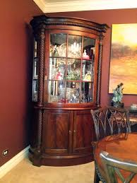 dining room cabinet. extraordinary dining room china cabinets white cabinet traditional and reddish brown