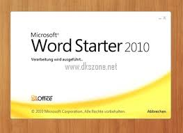 How To Get Word 2010 For Free Download Microsoft Office Starter 2010 Free