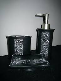 bathroom accessories sets silver. Amazing Silver Bathroom Accessories Set For Splendid Design Inspiration 6 Black And Best . Inspirational Sets