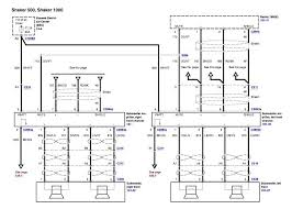 wiring diagram for shaker 500 wiring wiring diagrams
