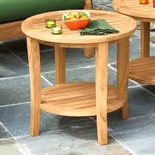 side tables teak outdoor side table teak side table outdoor negative tables are an absolute