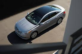 USA: Technical specifications for the 2015 Hyundai Azera released