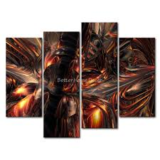3 piece wall art painting melting metal picture print on canvas abstract 4 5 the picture decor oil for home decoration prints in painting calligraphy from  on 4 piece metal wall decor with 3 piece wall art painting melting metal picture print on canvas