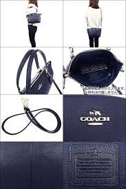 coach coach bags handbags f34493 34493 midnight luxury pebbled leather small kelsey satchel products
