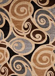 united weavers contours frilly natural oversize rug 7 10 x 10 6