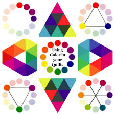 Using the Color Wheel in Your Quilts - & Using Color in Your Quilts- all about the color wheel Adamdwight.com