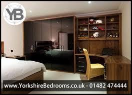 Bespoke Built Bedroom Wardrobes In Leeds