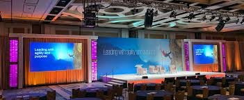 Event Stage Design Event Staging Ims Technology Services