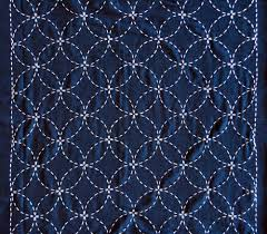 Sashiko Patterns Cool Decorating Ideas