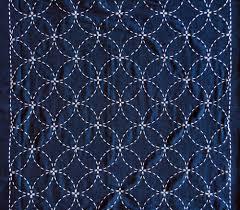 Sashiko Patterns Cool Decorating Ideas
