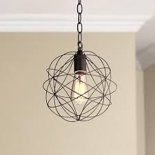 Lamps Plus Pendant Lights Extraordinary La Joya 332 Wide Orbital Bronze Pendant Light 32V32 Www