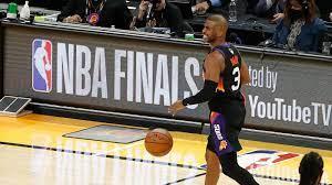 NBA Finals Game 1 featuring Suns-Bucks ...