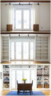 built in bookshelves get the details for this amazing transformation from