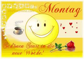 Montag Schönen Star In Die Neue Woche Montag Bild 24358