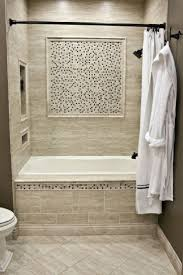 bathtub made of tile enclosures frameless diy tub surround ideas kits top best to shower conversion