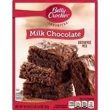 Betty Crocker Milk Chocolate Brownie Mix Family Size 18 4