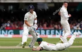 Australias Matthew Wade fields ball Englands Joe Editorial Stock Photo -  Stock Image | Shutterstock