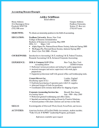 Accounting Internships Resume Examples Pin On Resume Samples Resume Examples Sample Resume