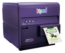 Kiaro Color Inkjet Label Printerllllll L