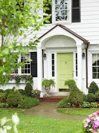 green front doorsfreshgreenfrontdoorideas