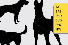 12 free vector graphics of german shepherd. German Shepherd Silhouette Svg Free Svg Cut Files Create Your Diy Projects Using Your Cricut Explore Silhouette And More The Free Cut Files Include Svg Dxf Eps And Png Files