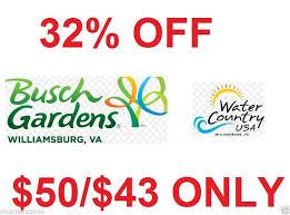 busch gardens tickets williamsburg. Busch Gardens Williamsburg Va Tickets Coupon Savings Discount Code Promo E