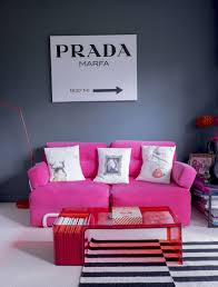 wall art for home office. Stella + The Stars\u0027 Own Prada Marfa Art Print Taking Centre Stage In My Home Wall For Office
