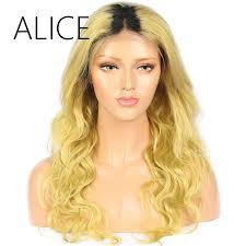 Alice 150 Density Ombre Color Lace