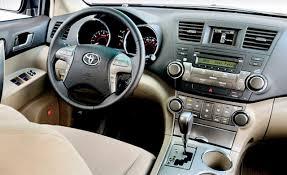 08 Highlander interior | Toyota Interiors | Pinterest | Toyota