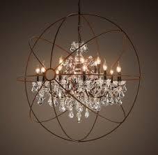sphere lighting fixture. the most amazing light fixture ever industrial looking globe surrounds sphere lighting