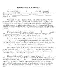 Consulting Contract Template Free Download Consulting Agreement Template Short Metabots Co