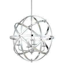 union lighting chandeliers polished chrome metal globe pendant union lighting crystal chandeliers