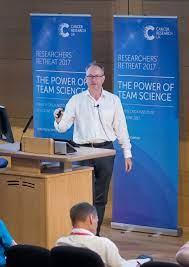 Professor Gary Middleton - CIIC