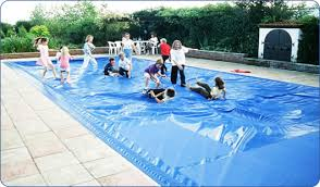 safety pool covers. Swimming Pool Safety Covers E