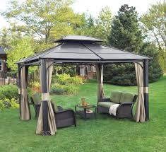 outdoor gazebo curtains canada