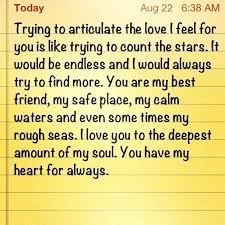Beautiful Love Letter To My Husband Best Of How Your Wife