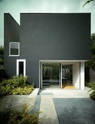 A2 Design Folding House By A2 Architects Cranks And Folds Along A
