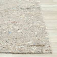 pottery barn premium rug pad review for and carpet rectangle s