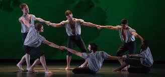 Dance Group Mark Morris Dance Group Mozart Dances Dance