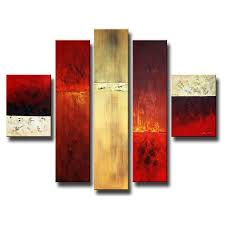 wall art ideas design painting canvas multiple piece wall art picture painting decoration accents trees swirl abstract framed wrapped oil canvas glass