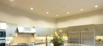 pictures of recessed lighting how