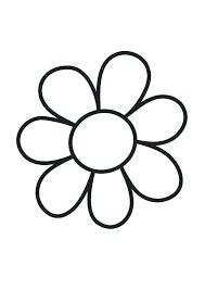 Printable Spring Flowers Nice Spring Flowers To Color Printable