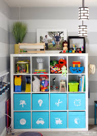 Ikea Toy Organizer Toy Storage In An Ikea Expedit The Homes I Have Made